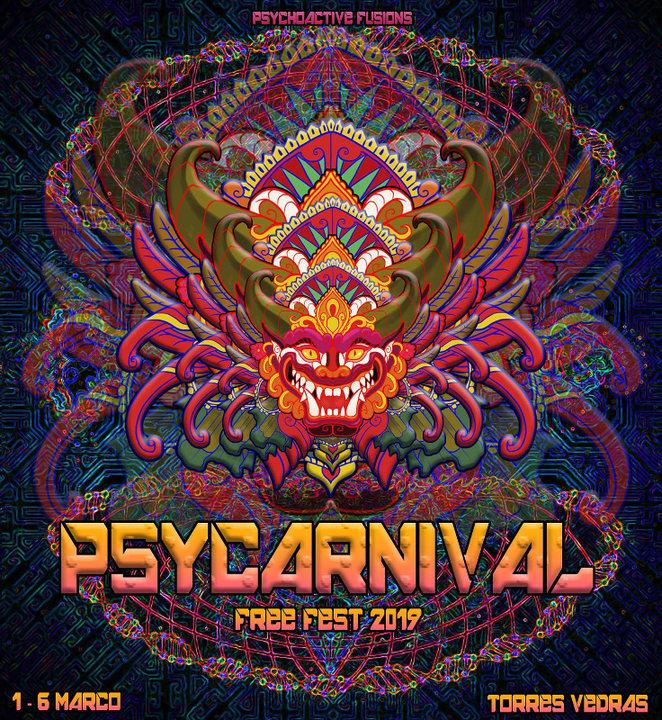 PsyCarnival Free Fest 1 Mar '19, 23:00