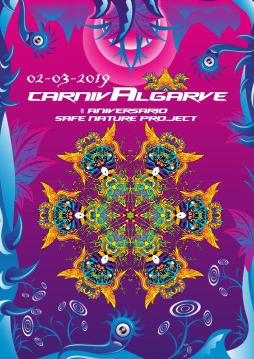 Carnivalgarve 2019-Safe Nature Project 11° Aniversario 2 Mar '19, 22:00