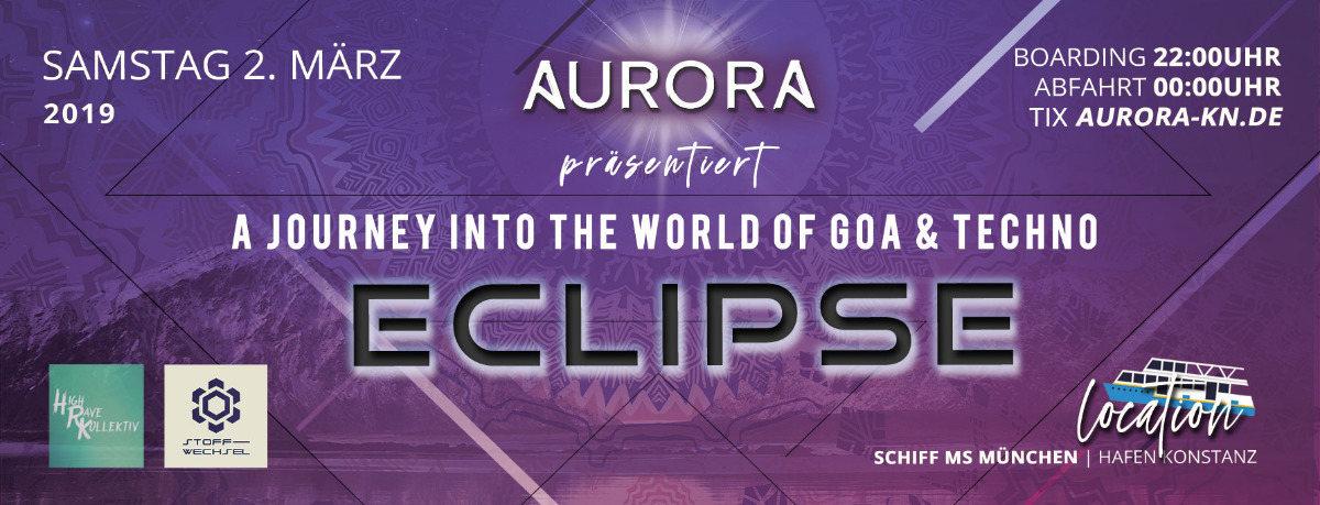 Eclipse - Auf zu neuen Ufern 2 Mar '19, 23:00