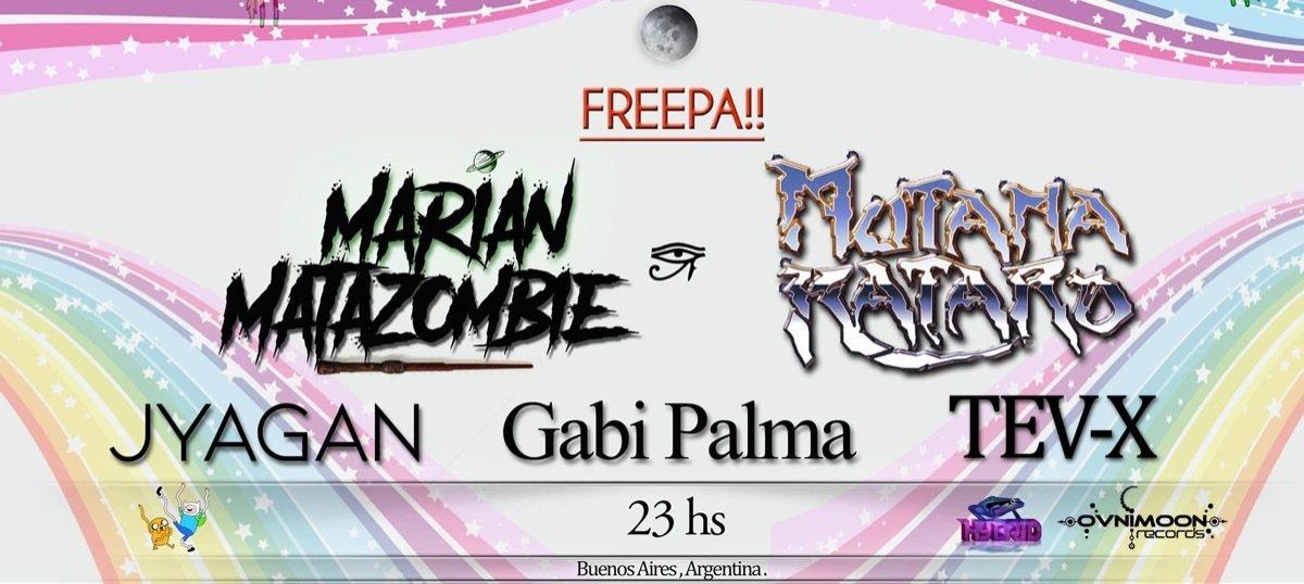 FREEPA 2 Mar '19, 23:00