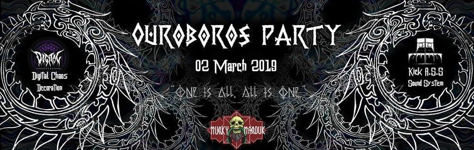 Ouroboros party 2 Mar '19, 22:00