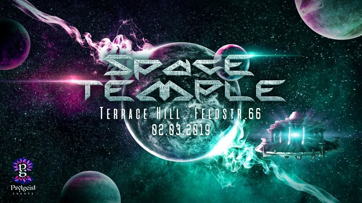 Space Temple 2 Mar '19, 23:00