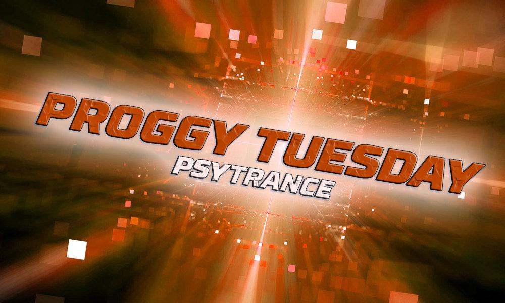 Proggy Tuesday 5 Mar '19, 23:00