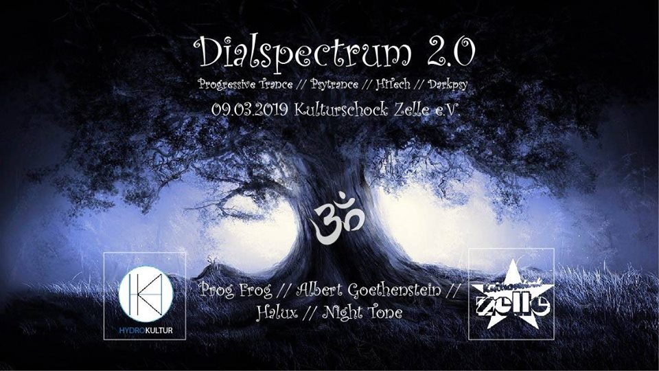Dialspectrum 2.0 9 Mar '19, 22:00