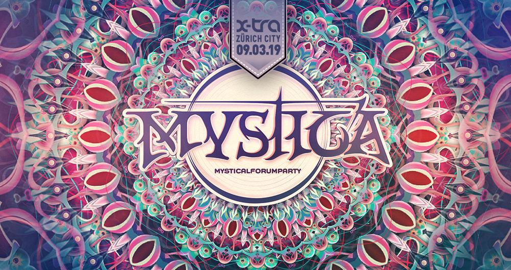 MYSTICA 2019 9 Mar '19, 21:00