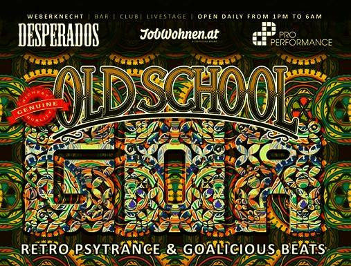 Oldschool Goa Party 9 Mar '19, 22:00