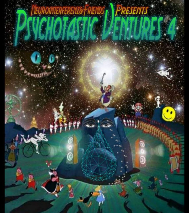 Psychotastic Ventures 4 9 Mar '19, 22:00