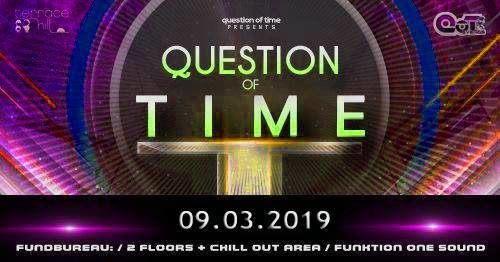 QUESTION OF TIME 9 Mar '19, 22:00