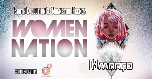 WOMEN NATION OPEN AIR 9 Mar '19, 20:00