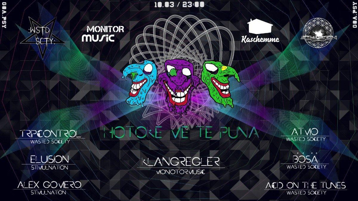 HOTOKE ME TE PUNA - Morgestraich Edition 10 Mar '19, 23:00