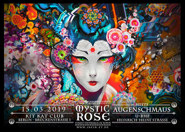 The Mystic Rose meets Augenschmaus 15 Mar '19, 23:00