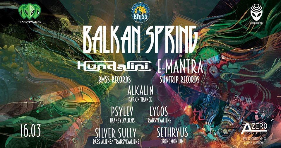 Balkan Spring 2019 16 Mar '19, 22:00