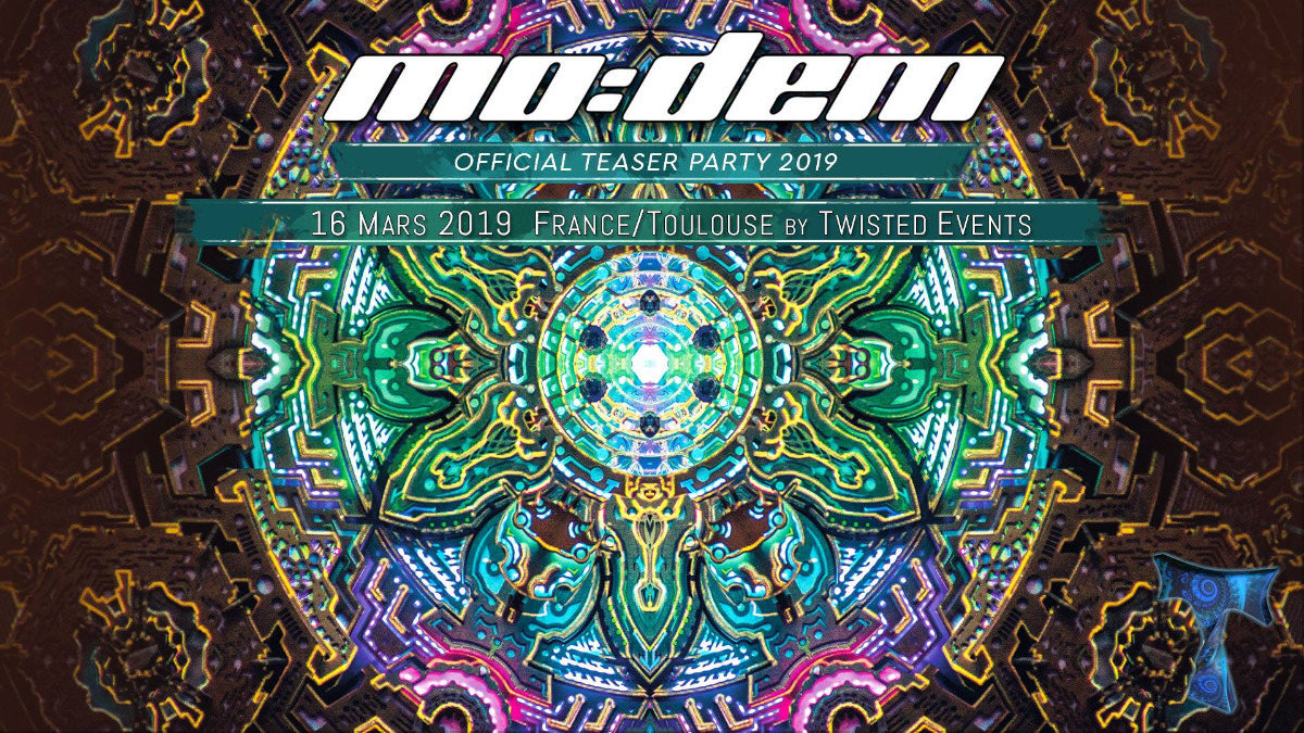 Official MoDem Pre-Party Toulouse 16 Mar '19, 19:30