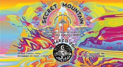 Secret mountain (close winter) 16 Mar '19, 22:00