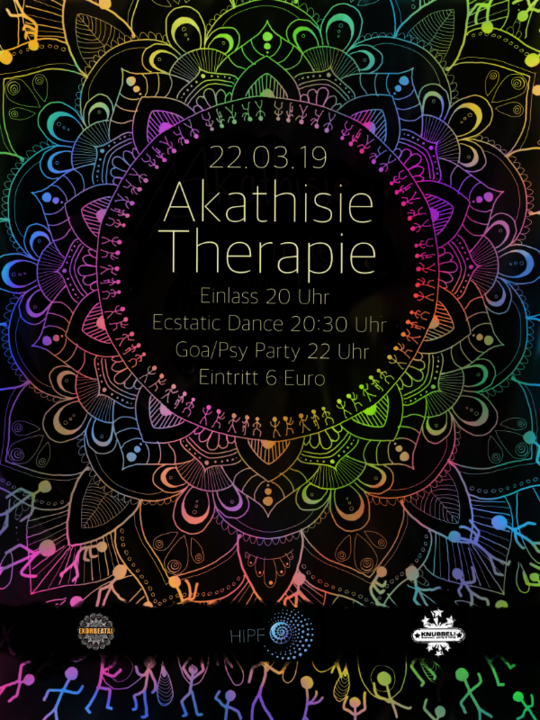 Akathisie Therapie 22 Mar '19, 20:00