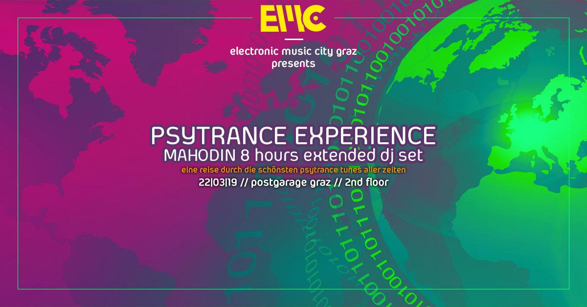 PSYTRANCE EXPERIENCE 22 Mar '19, 23:00