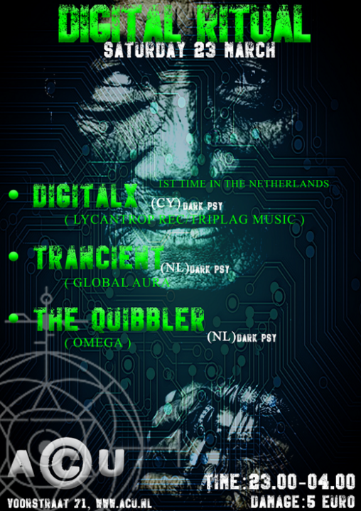 Digital Ritual 23 Mar '19, 23:00