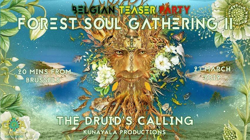 Forest Soul Gathering: Belgian Teaser Party 23 Mar '19, 20:00
