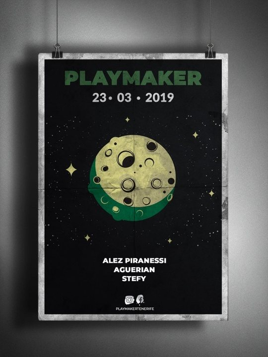 PLAYMAKERS FULL PSYCO PARTY 23 Mar '19, 23:00