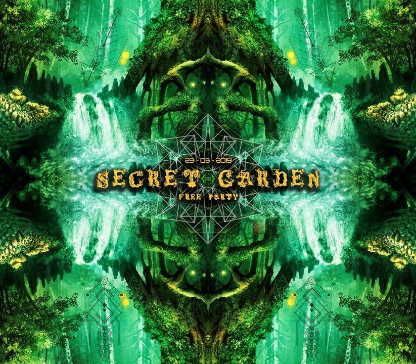 ●❂ Secret Garden ❂ Free Party ❂● 23 Mar '19, 22:00