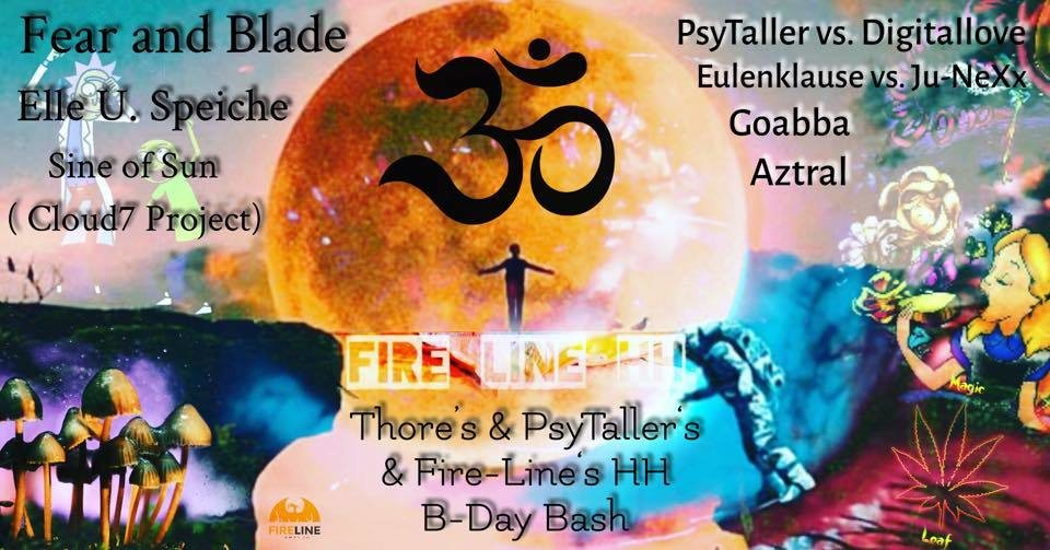 Fire-Line HH Gathering 1.0 29 Mar '19, 21:00