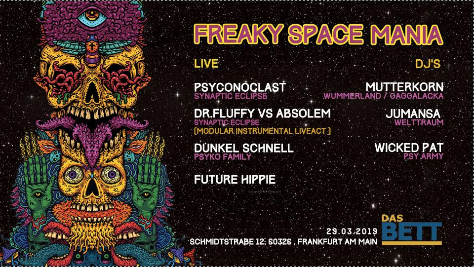 frankfurt parties