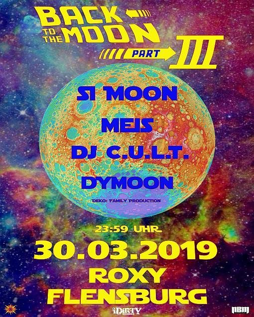 Back to the Moon - part III 30 Mar '19, 23:30