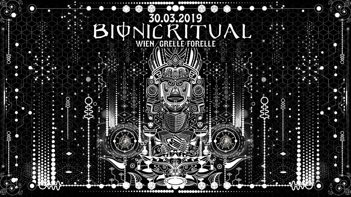 Bionic Ritual w/ Arjuna Live & Antonymous Live 30 Mar '19, 23:00