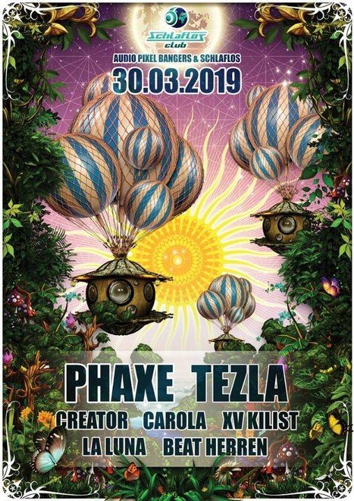 Phaxe Live Audio Pixel Bangers & Schlaflos 30 Mar '19, 22:00