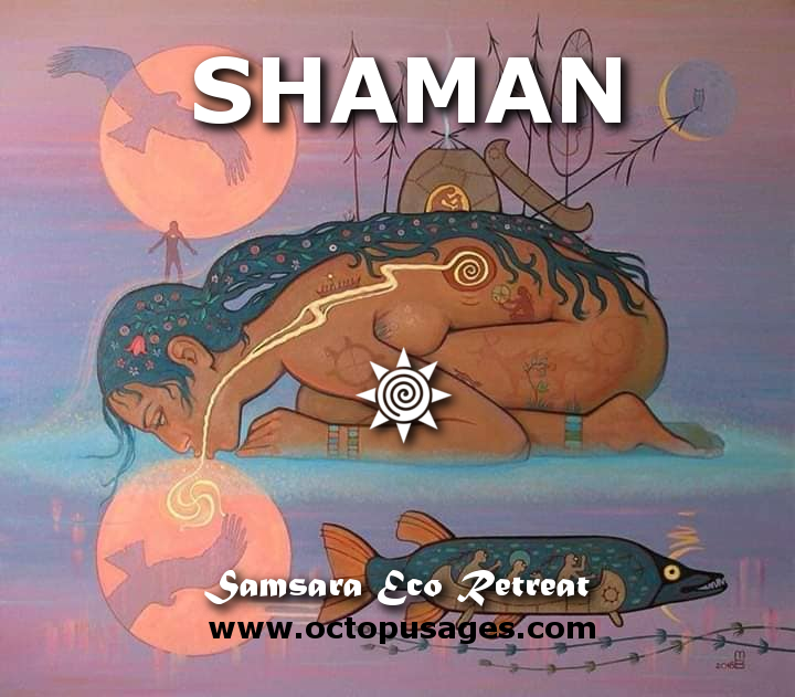 Shaman ۞ Samsara Eco Retreat 30 Mar '19, 21:00