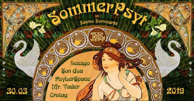 SommerPsyt mit Lossgo und SonGoa 30 Mar '19, 23:00