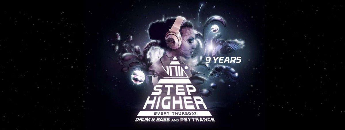 Step higher 4 Apr '19, 23:00