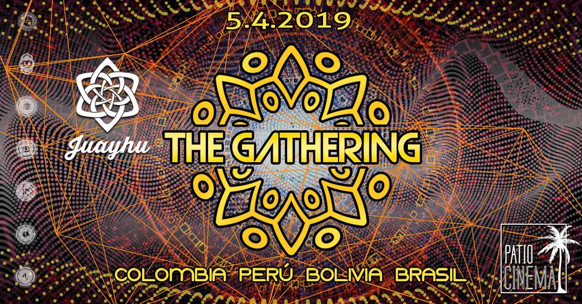 The Gathering - La reunión de las tribus 5 Apr '19, 22:00