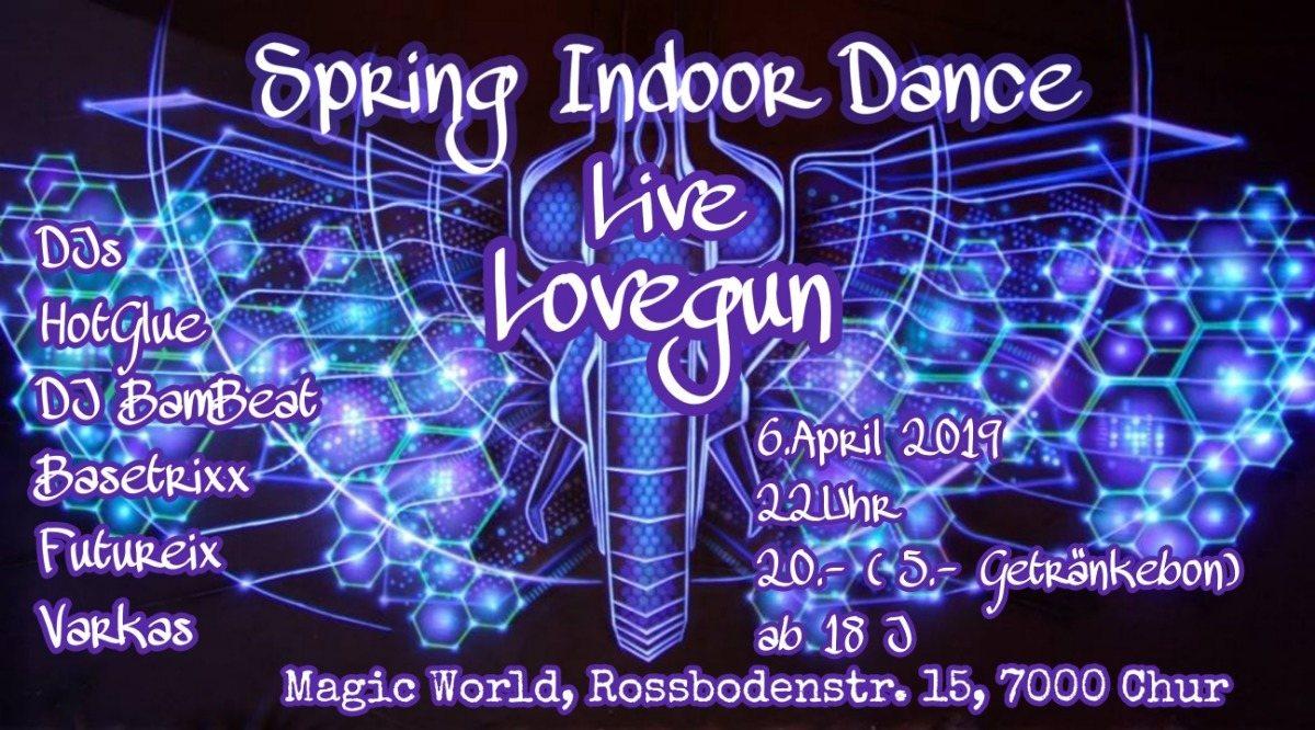 Spring Indoor Dace 6 Apr '19, 22:00