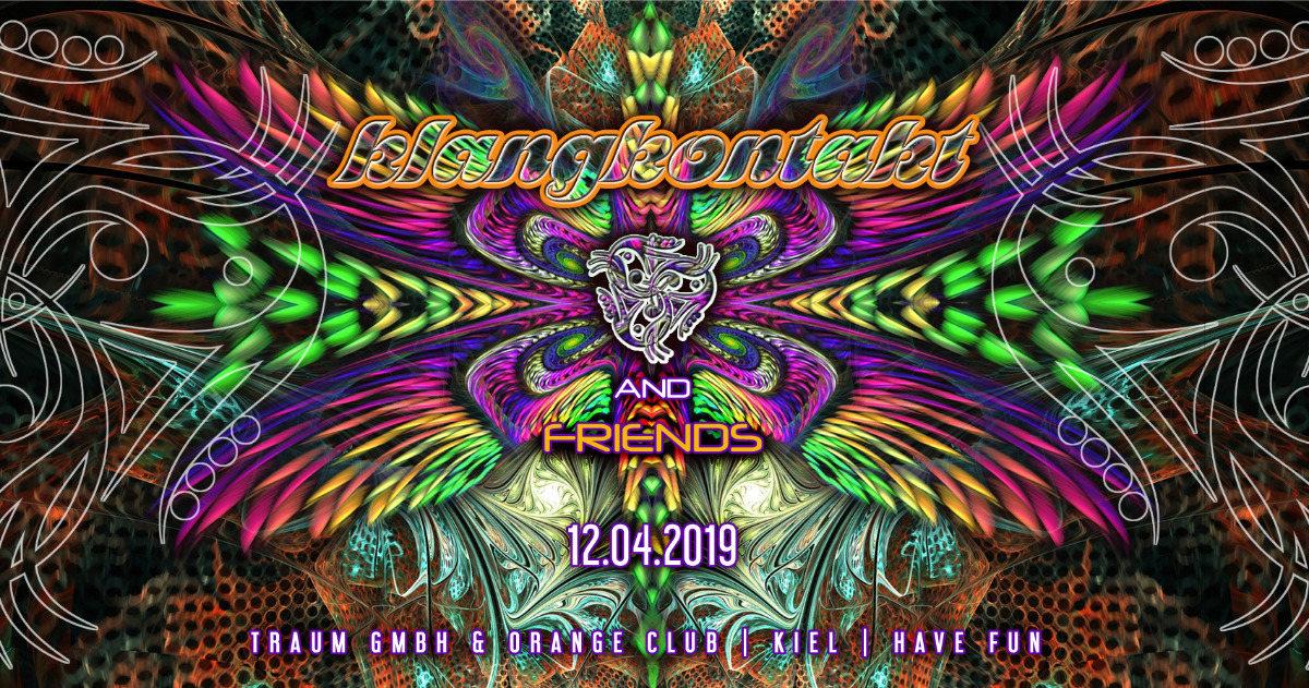 Klangkontakt & Friends 12 Apr '19, 23:00