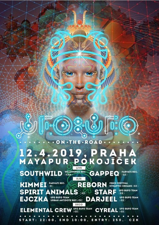 UFO BUFO WARM UP 12 Apr '19, 22:00
