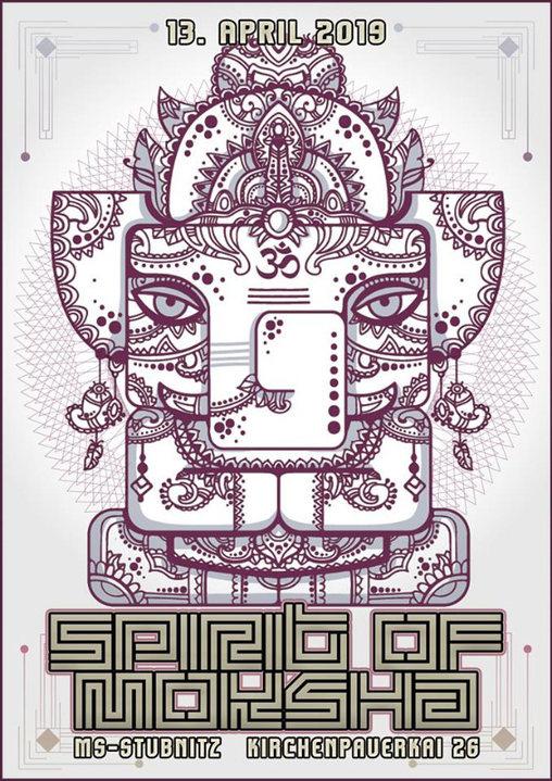 Spirit of Moksha 13 Apr '19, 23:00