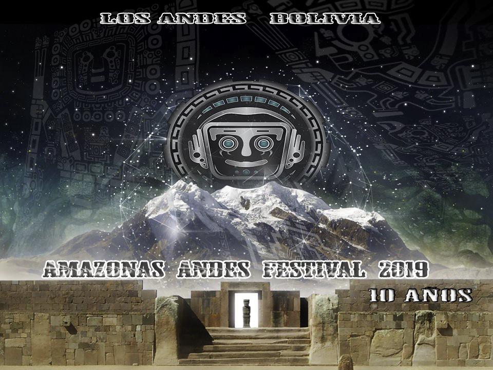 Amazonas - Andes Festival 2019 - ( 10 Años ) 18 Apr '19, 01:00