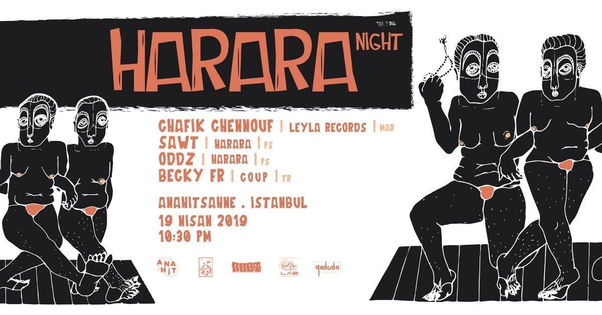 HARARA night 19 Apr '19, 22:00