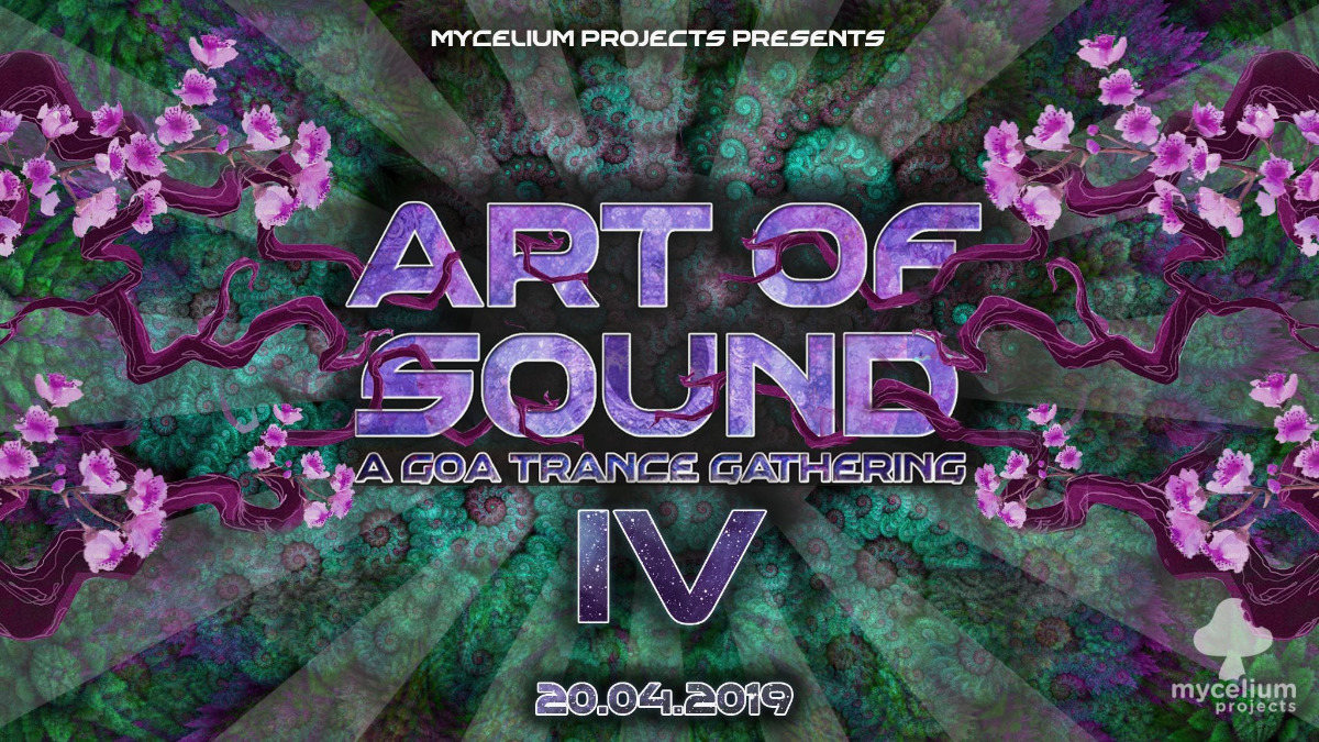 Art Of Sound IV - Tsuyoshi/Prana Retro 20 Apr '19, 21:00