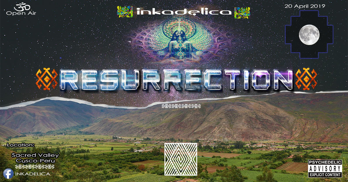 Resurrection! 20 Apr '19, 18:00