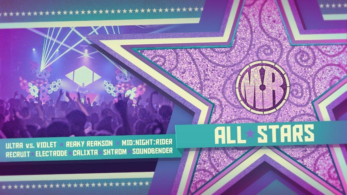 Midnight Resurrection All★Stars - Season Closing 26 Apr '19, 22:00