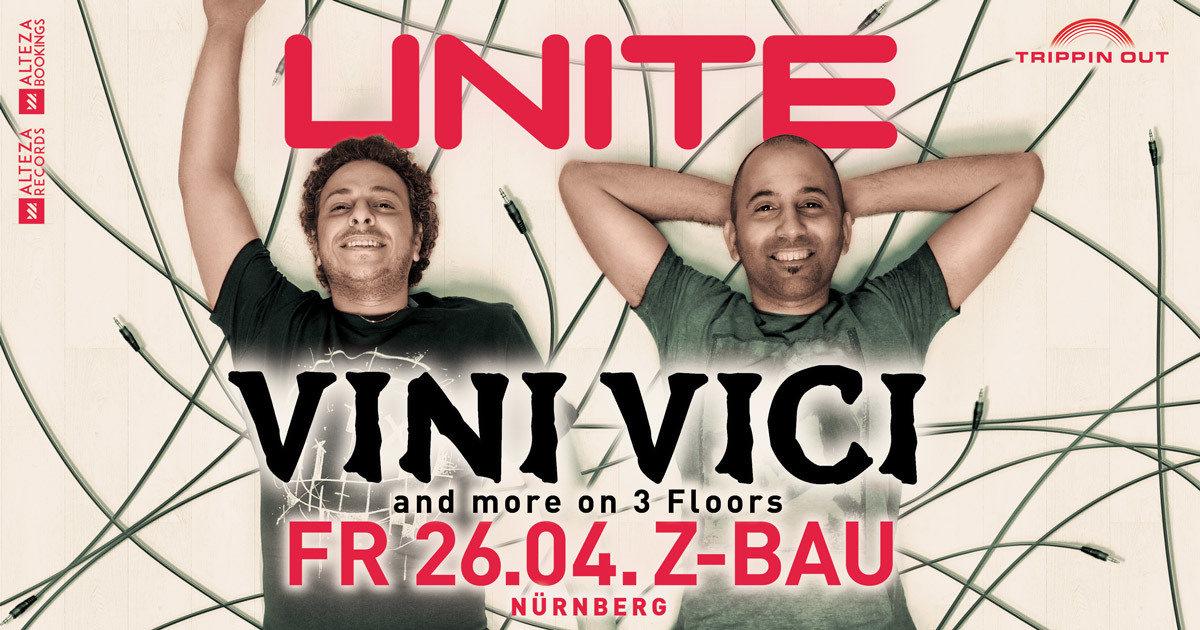 Unite w/ VINI VICI & more 26 Apr '19, 22:00