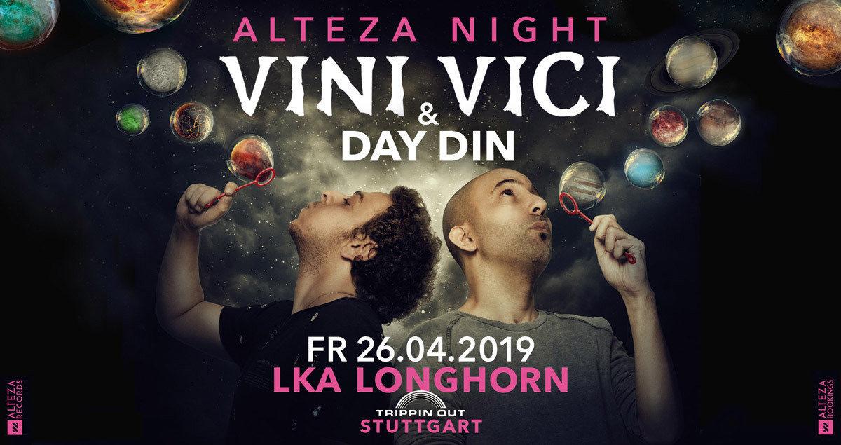 Vini Vici & Day.Din | ALTEZA NIGHT 26 Apr '19, 22:00