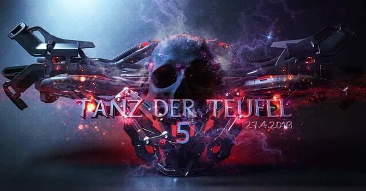 Tanz der Teufel 5//Lovegun/Consense/Edi 27 Apr '19, 23:00