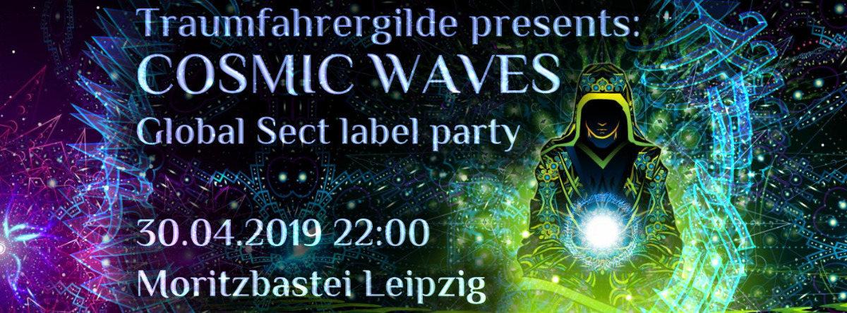 Cosmic Waves 30 Apr '19, 22:00