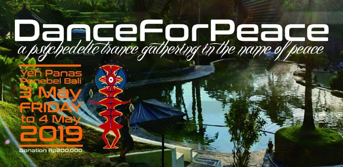 Dance For Peace - Yeh Panas Hot Springs 2019 3 May '19, 16:00
