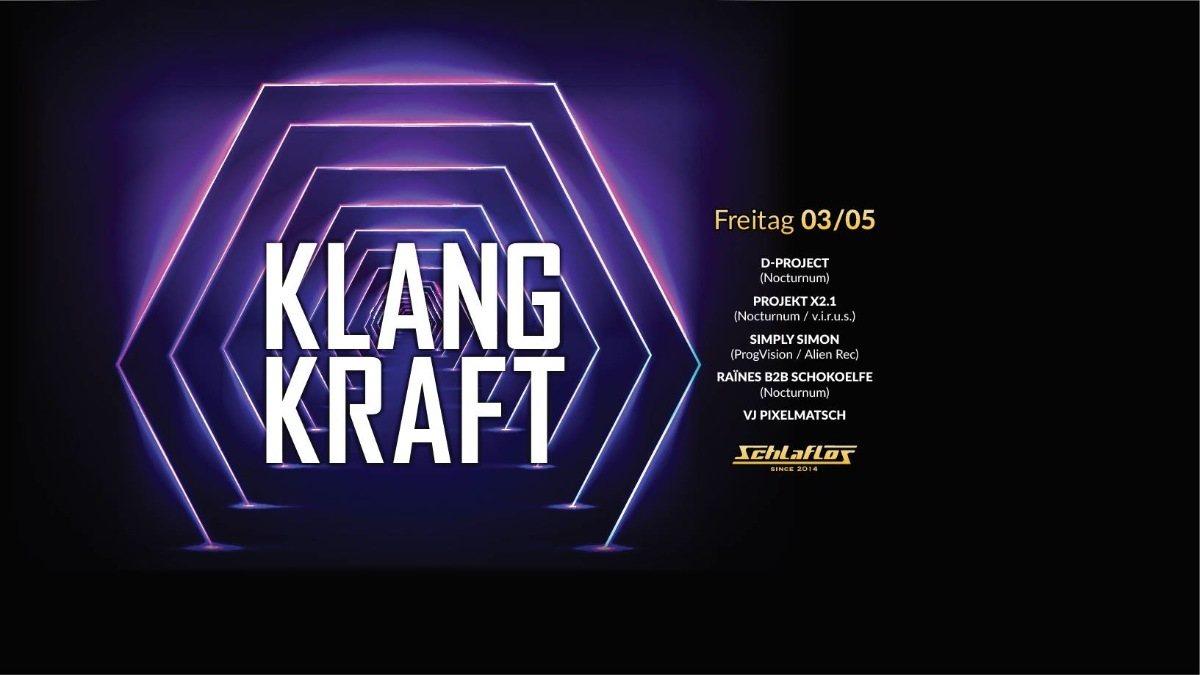 Klangkraft · 3 May 2019 · Aarau (Switzerland) · goabase ॐ parties