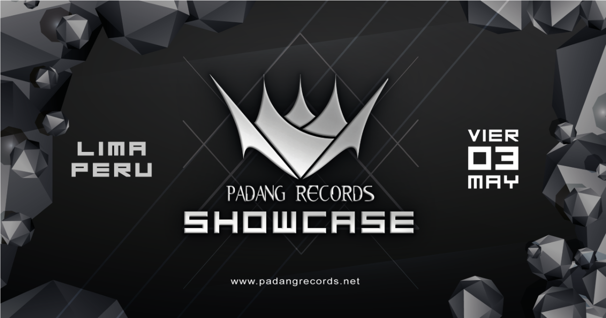 Padang Records Showcase 3 May '19, 22:00