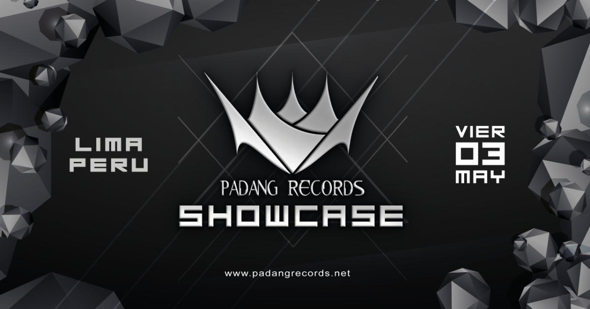 Padang Records Showcase 3 May '19, 22:00